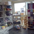 La boutique-atelier d'une ou deux mailles