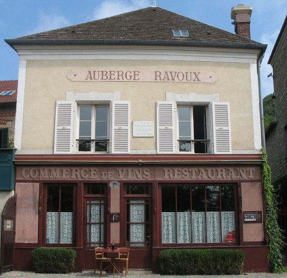 Auvers-sur-Oise, auberge Ravoux (95)