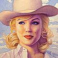 Art - marilyn / roslyn