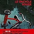 Le tricycle rouge de vincent hauuy