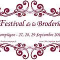 <b>Festival</b> de la broderie