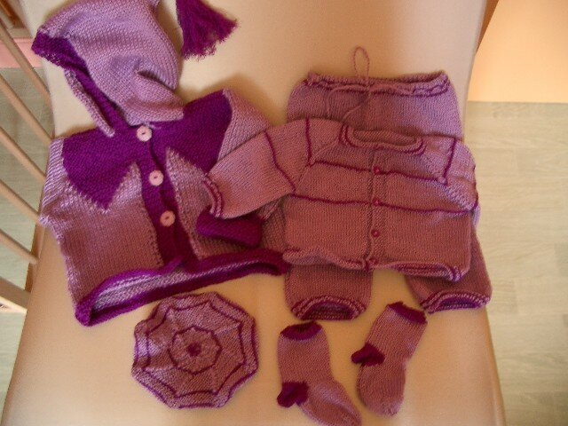 ensemble layette