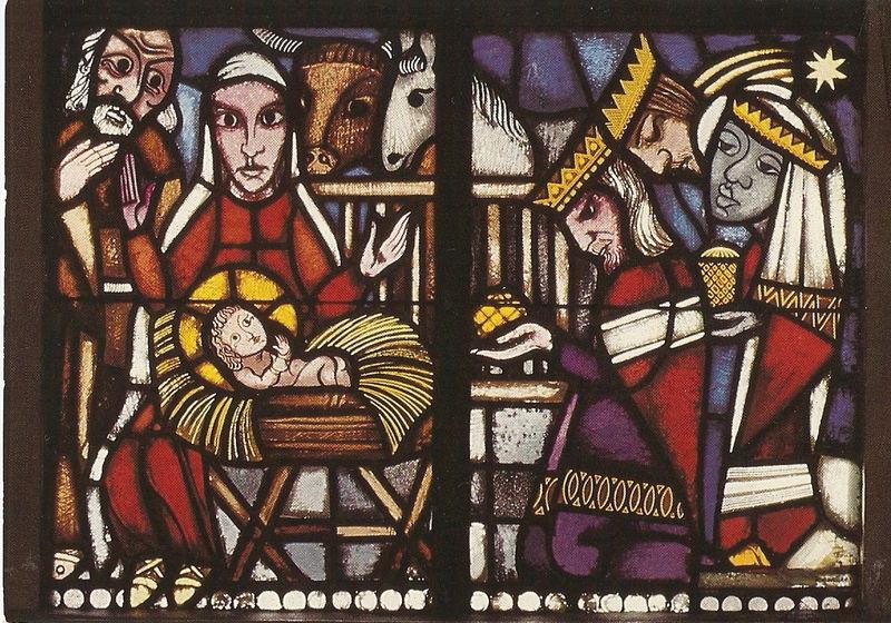 Nativité - ANNWEILER am Trifels/Pfalz