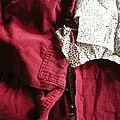 New life : du pantalon à la pochette