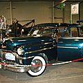 De Soto S13 Suburban Sedan 1949
