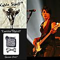 Laetitia SHERIFF - <b>Games</b> <b>Over</b>