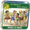Jeanne lagarde : 4 puzzles