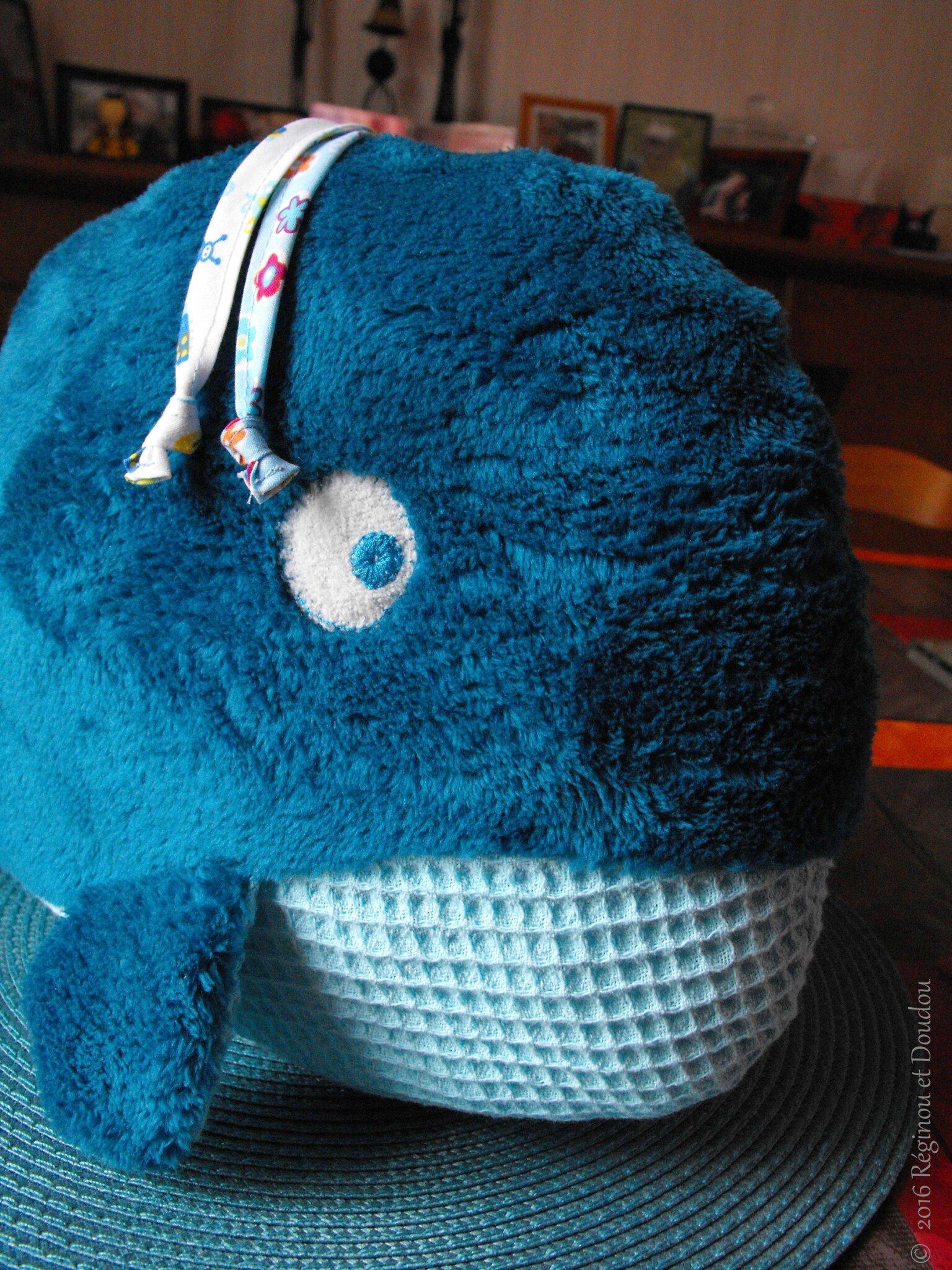 baleine en tissu