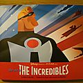 The <b>Art</b> of The Incredibles