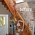 L'escalier Country Living