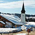 Ski à la Station Les Saisies en Savoie du 9 au 15.03.2014