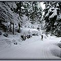 Pistes ski Giron (Var)