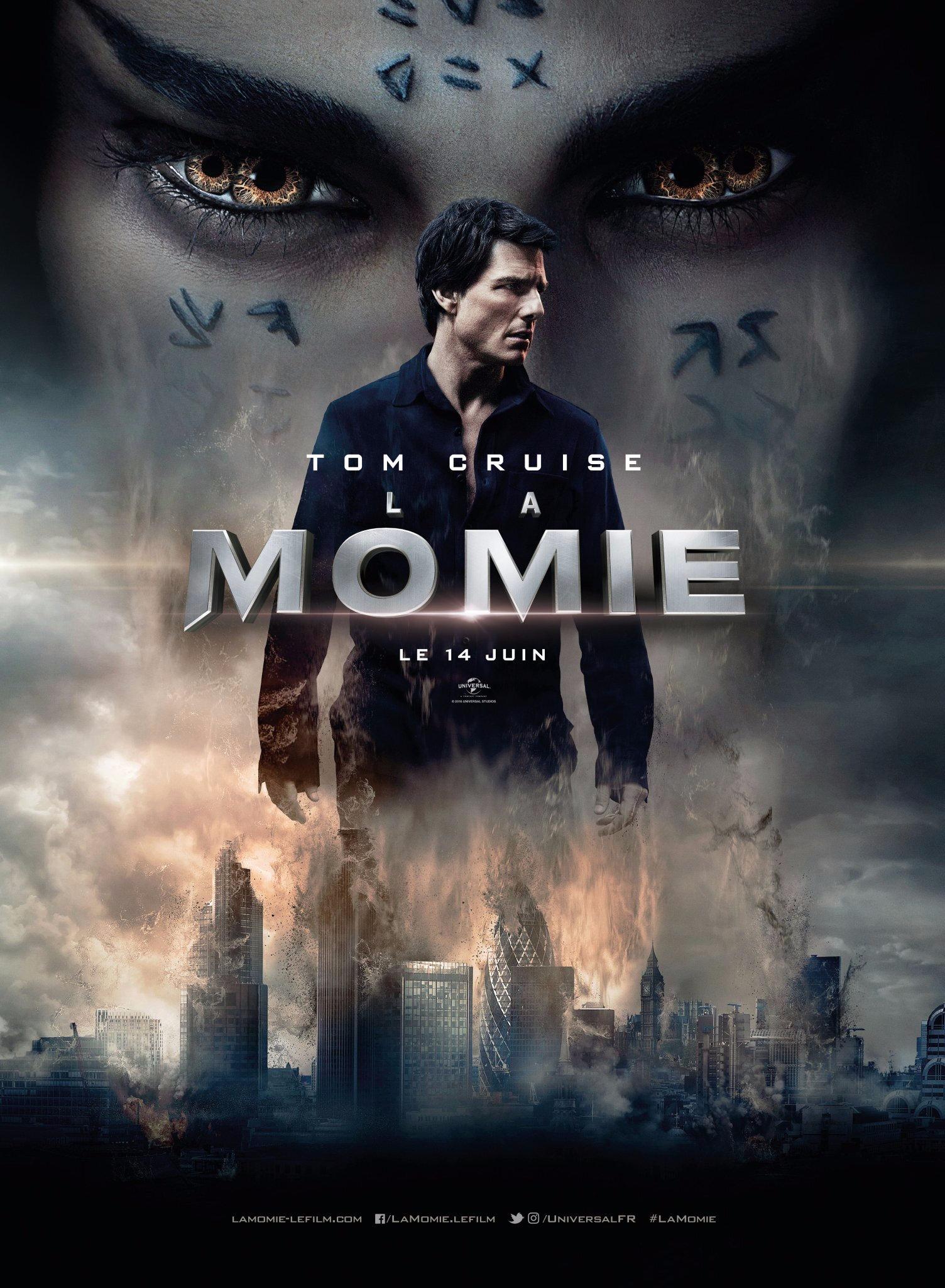 La Momie, d'Alex Kurtzman (2017)
