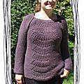 Le tricot des vacances