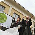 Le quartier Drouot à l'honneur au <b>conseil</b> municipal et dans le journal l'Alsace!