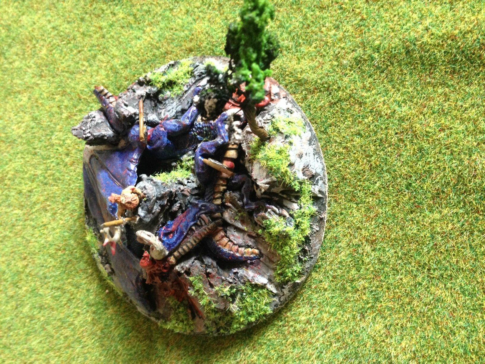 Warmaster Nains Tueur de dragon