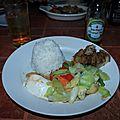 Du Sud au Nord de l'île de <b>Luzon</b> : de Santo Tomas chez Phil à Baguio station climatique