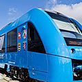 <b>CAEN</b>-<b>TOURS</b>: bientôt un train roulant à l'hydrogène?