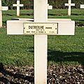 DUTREILH Pierre (Le Pont Chrétien Chabenet) + 27/05/1915 Liévin (62)