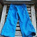 Série de pantalons