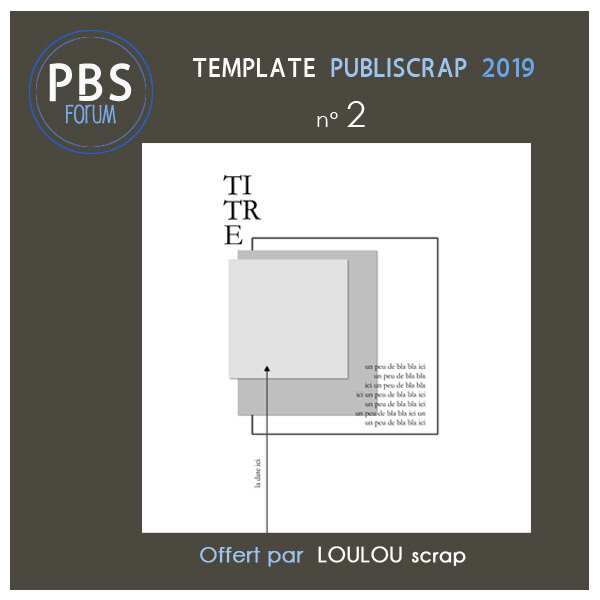 Template PBS 2019-2 - Freebie