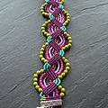 Nouveau bracelet onde !!!