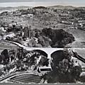 Trans en provence-Le Pont de La Motte et la pisciculture