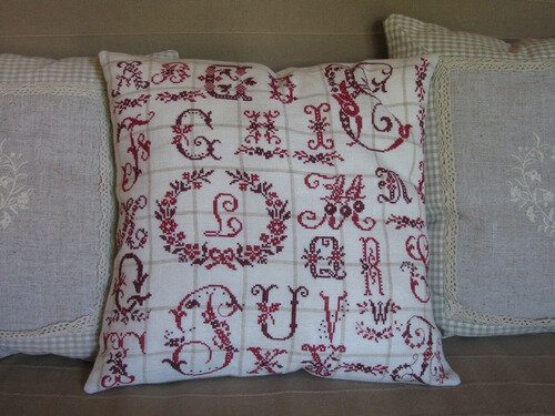 coussin ABC
