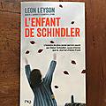 L'enfant de Schindler - <b>Leon</b> Leyson