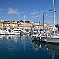 Port Vendres : le charme authentique