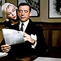 Yves Montand et Marilyn Monroe : les secrets d'une romance passionnée