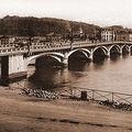 Bayonne Pont St Esprit en 1943