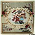 Carte noel n°1