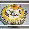 Un <b>gâteau</b> de <b>fête</b>!