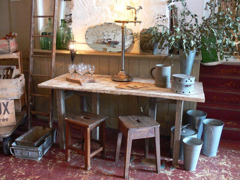 Table Porte Trétaux