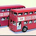 Daimler fleetline double decker bus #74 b superfast …