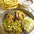 Un repas indien........part 1