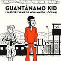#mercrediBD spécial actu du neuvième art : <b>Lyon</b> <b>BD</b> <b>festival</b>, Guantanamo Kid et adieu à William Vance