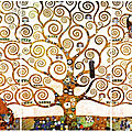 L'<b>arbre</b> de <b>vie</b> de Gustav Klimt