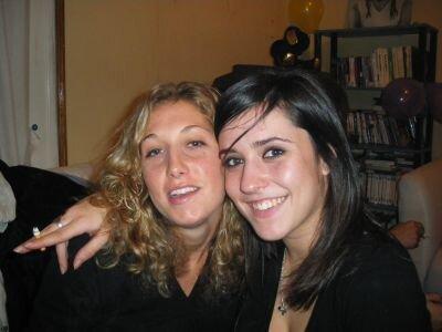 Judith et Larissa