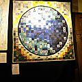Danubewaltz Maria Heinz Autriche 2014 Dim 139x139 cm