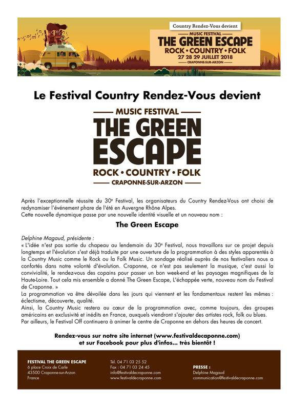 COMMUNIQUE-NOUVELLE-IDENTITE-THE-GREEN-ESCAPE-1
