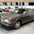 Rolls Royce silver spirit II de 1988 (RegioMotoClassica 2010) 01