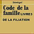 LIVRE3- DE LA FILIATION-CHAPITRE1-DE LA FILIATION D'ORIGINE-SECTION1-Paragraphe1-De la filiation <b>maternelle</b>