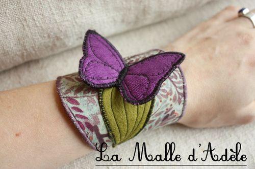 Manchon papillon 04