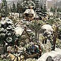 Les villages miniatures de Flo