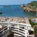 Biarritz-plage du port Vieux1