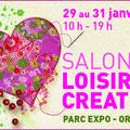 Salon <b>Loisirs</b> <b>créatifs</b> d'<b>Orléans</b>
