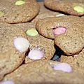 Cookies smarties !