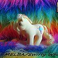 (016) G1 poneys Parfum /Sundaes Best ponies